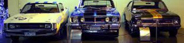 Birdwood - Aust Muscle Cars - Oblong