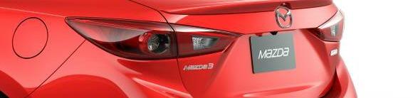 Mazda 3 - oblong