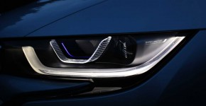 BMW Laser light - front view