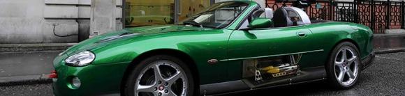 Bond car - Oblong