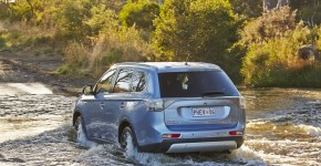 PHEV Aspire - water crossing