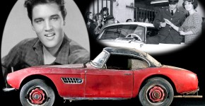Elvis BMW