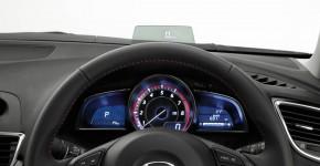 Mazda 3 Dial