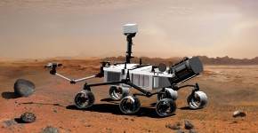 150131 - NASA Curiosity Rover