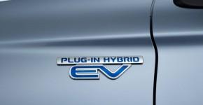 150207 - Phev Badge