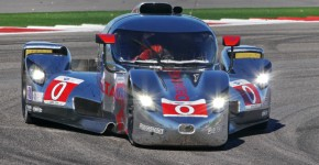 150404 - DeltaWing race car