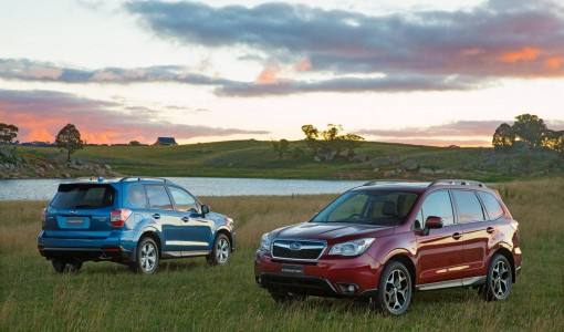 Subaru Forester Diesel CVT - Feature image