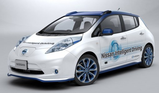 Nissan Pilot 1