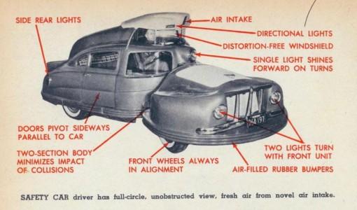 Future safe car 2