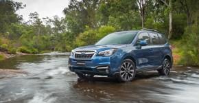 Subaru Forester - We site