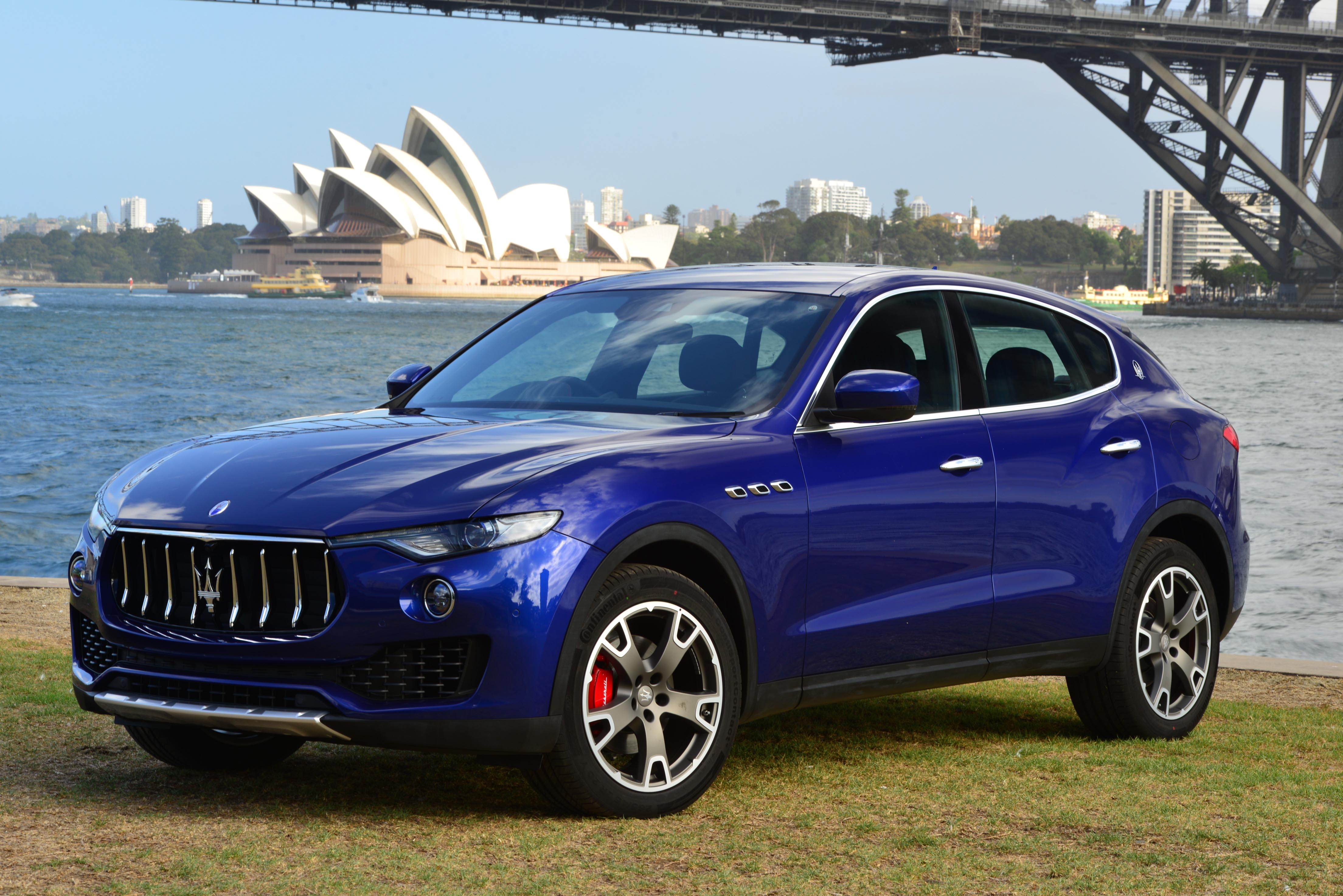 Road Test Maserati Levante A Luxury Suv Expanding Or Compromising The Image Driven Media