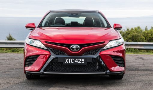 tests road functional camry toyota still